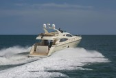 69 ft. Aicon 64 Flybridge Motor Yacht Boat Rental Miami Image 2