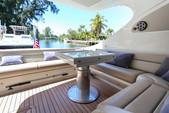 58 ft. Otam Millennium Carbon 55' Mega Yacht Boat Rental Nassau Image 2