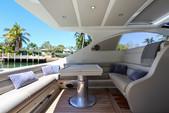 58 ft. Otam Millennium Carbon 55' Mega Yacht Boat Rental Nassau Image 3