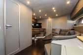 58 ft. Otam Millennium Carbon 55' Mega Yacht Boat Rental Nassau Image 6
