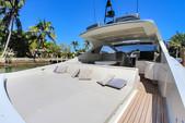 58 ft. Otam Millennium Carbon 55' Mega Yacht Boat Rental Nassau Image 9