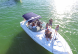 38 ft. Four Winns Boats 358 Vista Cruiser Boat Rental Miami Image 5
