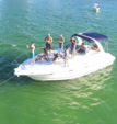 38 ft. Four Winns Boats 358 Vista Cruiser Boat Rental Miami Image 1