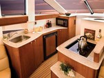 36 ft. Meridian Yachts 341 Sedan Flybridge Boat Rental Miami Image 9