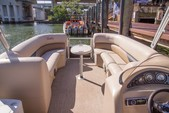 "22 ft. 24"" Bentley Pontoon Boat Pontoon Boat Rental Miami Image 1"