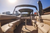 "22 ft. 24"" Bentley Pontoon Boat Pontoon Boat Rental Miami Image 10"