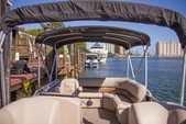 "22 ft. 24"" Bentley Pontoon Boat Pontoon Boat Rental Miami Image 9"