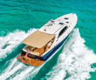 50 ft. Palm Beach Marinecraft 50 Motor Yacht Boat Rental Boston Image 8