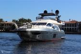 70 ft. Azimut Yachts 70 EVOLUTION Cruiser Boat Rental Miami Image 1