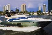70 ft. Azimut Yachts 70 EVOLUTION Cruiser Boat Rental Miami Image 7