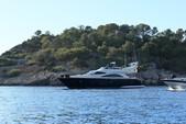 72 ft. Astondoa 66 GLX Motor Yacht Boat Rental Sant Antoni de Portmany Image 2
