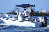 23 ft. Penga 260 Center Console Boat Rental Miami Image 1