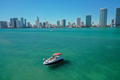 33 ft. Monterey Boats 302 Cruiser Cruiser Boat Rental Miami Image 9