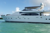 85 ft. Azimut Yachts 85 Ultimate Cruiser Boat Rental Miami Image 1