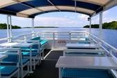 36 ft. Other Custom Pontoon Boat Rental Tampa Image 3
