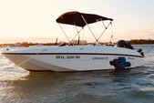 16 ft. Bayliner Element 4-S Mercury  Cruiser Boat Rental Miami Image 17