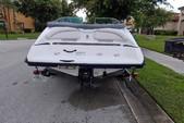 19 ft. Yamaha SX190  Cruiser Boat Rental Tampa Image 12