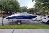 19 ft. Yamaha SX190  Cruiser Boat Rental Tampa Image 14