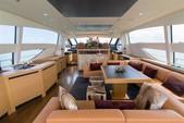 80 ft. Pershing 80 Motor Yacht Boat Rental Miami Image 5