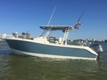 28 ft. Edgewater Powerboats 280 CC Center Console Boat Rental Miami Image 1