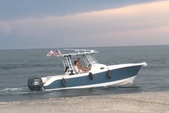 28 ft. Edgewater Powerboats 280 CC Center Console Boat Rental Miami Image 3