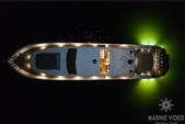 80 ft. Leopard 88 Motor Yacht Boat Rental Miami Image 1