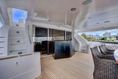 108 ft. Monte Fino 108 Motor Yacht Boat Rental Los Angeles Image 6