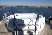 143 ft. Suncoast Marine 143 Cruiser Boat Rental Marina del Rey Image 5