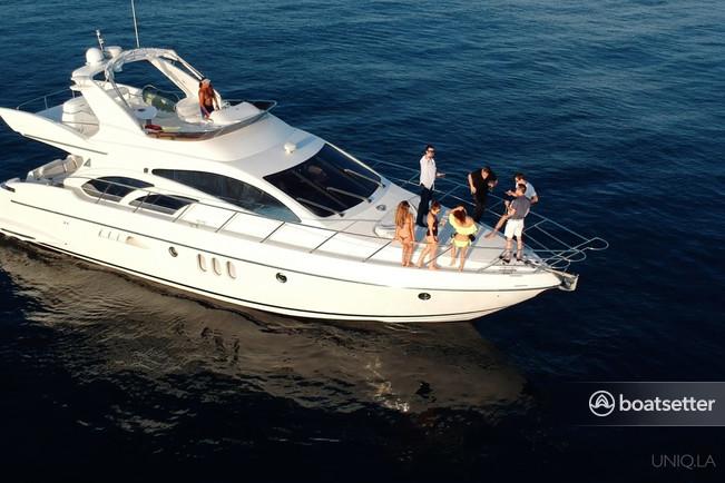 Rent a Azimut Yachts cruiser in Marina del Rey, CA near me