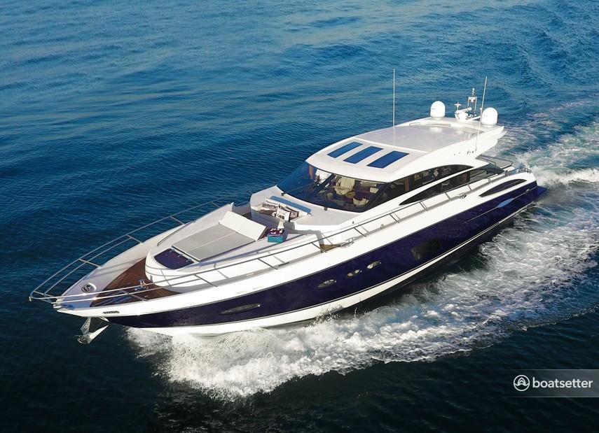 Rent a Princess cruiser in Marina del Rey, CA near me