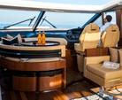 72 ft. Princess V72 Express Cruiser Boat Rental Marina del Rey Image 4