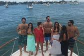 43 ft. Hatteras Yachts 43 Motor Yacht Motor Yacht Boat Rental Miami Image 20