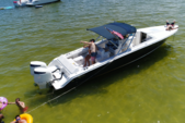 35 ft. Marlago by Jefferson Yachts FS35 Center Console Boat Rental Miami Image 1
