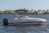 23 ft. Vectra 2302 Bow Rider Boat Rental West Palm Beach  Image 4