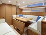39 ft. Jeanneau Sailboats Sun Odyssey 389 Cruiser Boat Rental Miami Image 2