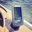 20 ft. Sun Tracker by Tracker Marine Party Barge 18 DLX w/60ELPT 4-S Pontoon Boat Rental Orlando-Lakeland Image 9