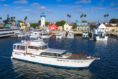 70 ft. Chris Craft 70 Motor Yacht Boat Rental Los Angeles Image 2
