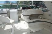 40 ft. Formula Yachts Evelyn 42 Motor Yacht Boat Rental Miami Image 4