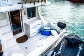 40 ft. 40' Silverton Flybridge with a Jetski Flybridge Boat Rental Miami Image 12
