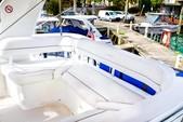 40 ft. 40' Silverton Flybridge with a Jetski Flybridge Boat Rental Miami Image 13
