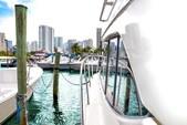 40 ft. 40' Silverton Flybridge with a Jetski Flybridge Boat Rental Miami Image 18