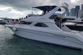 46 ft. Sea Ray Boats 440 sedan bridge Motor Yacht Boat Rental Miami Image 28