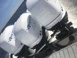 34 ft. Nor-Tech by HPBC Inc. 340 Sport Open w/3-300HP Verado Center Console Boat Rental Fort Myers Image 1