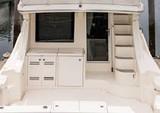 52 ft. Silverton Marine 48 Convertible Convertible Boat Rental Tampa Image 2