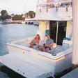52 ft. Silverton Marine 48 Convertible Convertible Boat Rental Tampa Image 3