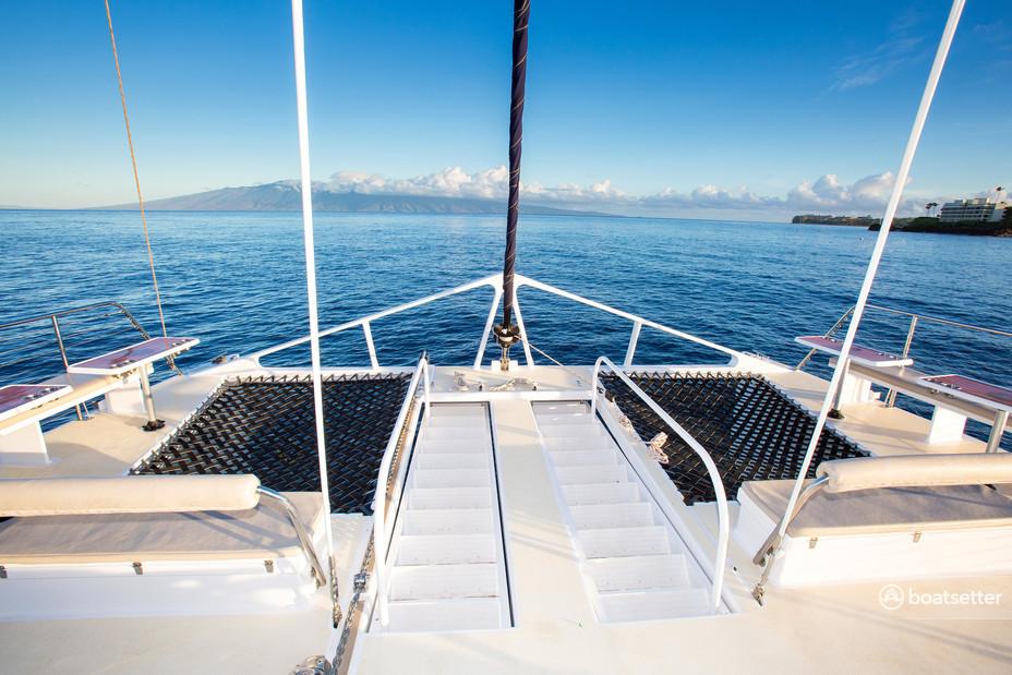 Rent a Gold Coast Yachts catamaran in Lahaina, HI near me