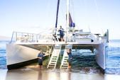 64 ft. Gold Coast Yachts 64' GC65 Sloop Rigged Sailing Catamaran Catamaran Boat Rental Hawaii Image 2