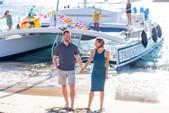 55 ft. Chamberlain Enterprises/Coon Bros 55' Custom Sloop, Rigged Sailing Catamaran Catamaran Boat Rental Hawaii Image 1