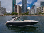 32 ft. Monterey Boats 328SS Express Cruiser Boat Rental Miami Image 4