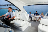 52 ft. Cruisers Yachts 520 Express Express Cruiser Boat Rental Los Angeles Image 7